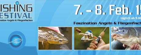 Vortrag am Fishing Festival 2015