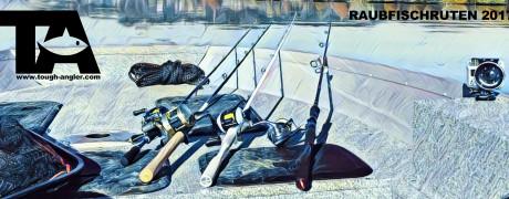 Meine Raubfischruten für die Saison 2017/2018