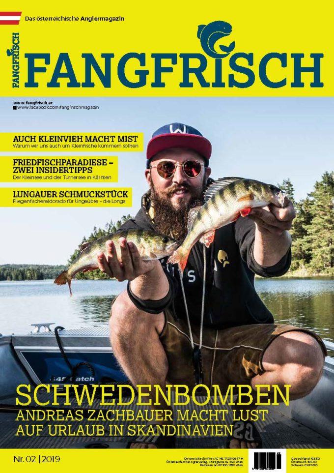 Hej – Mit Kind und Kegel auf nach Schweden (2019/05, Fangfrisch)