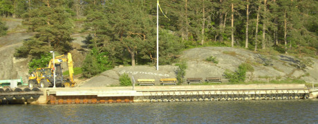 Schärengarten 2007 – Ingmarsö
