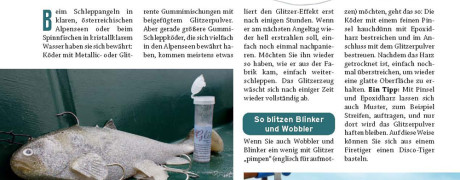 Wiener Schnitzel (2011/07, Rute & Rolle)