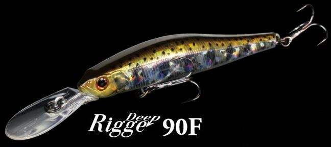 ZipBaits Rigge Deep 90F